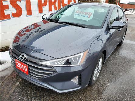 2019 Hyundai Elantra Preferred (Stk: 20-097) in Oshawa - Image 1 of 16
