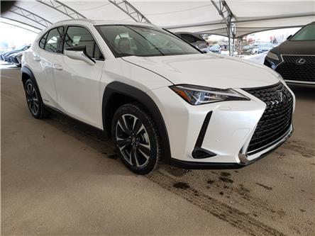2020 Lexus UX 250h Base (Stk: L20266) in Calgary - Image 1 of 4