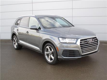 2018 Audi Q7 3.0T Technik (Stk: 2000521) in Regina - Image 1 of 30