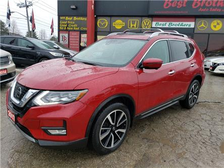 2017 Nissan Rogue SL Platinum (Stk: 789795) in Toronto - Image 1 of 17