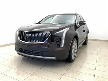 2020 Cadillac XT4 Premium Luxury (Stk: 00917) in Sudbury - Image 1 of 17