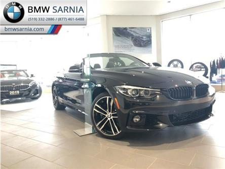 2020 BMW 4 Series 440i xDrive Cabriolet (Stk: B2004) in Sarnia - Image 1 of 18