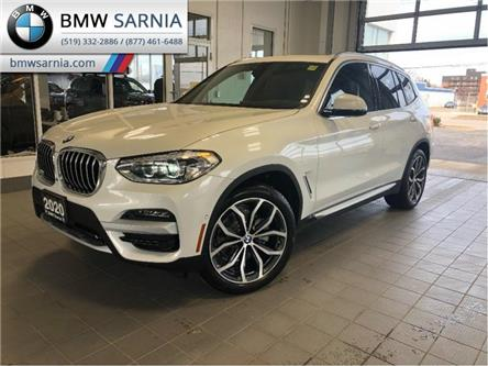 2020 BMW X3 xDrive30i (Stk: BF2027) in Sarnia - Image 1 of 21