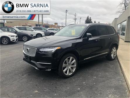 2019 Volvo XC90 T6 AWD Inscription (Stk: SFC2786) in Sarnia - Image 1 of 5