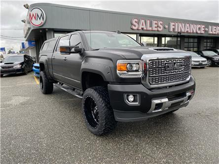 2018 GMC Sierra 3500HD Denali (Stk: 18-273138) in Abbotsford - Image 1 of 17