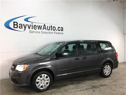 2017 Dodge Grand Caravan CVP/SXT (Stk: 36172W) in Belleville - Image 1 of 20