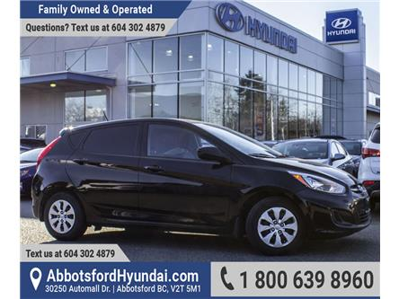 2015 Hyundai Accent L (Stk: LF209865AA) in Abbotsford - Image 1 of 24