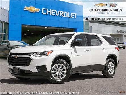 2020 Chevrolet Traverse LS (Stk: T0225139) in Oshawa - Image 1 of 27