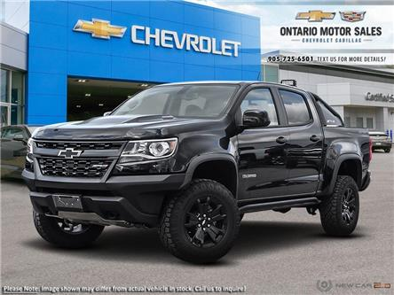 2020 Chevrolet Colorado ZR2 (Stk: T0198585) in Oshawa - Image 1 of 27