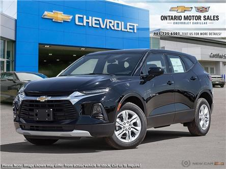 2020 Chevrolet Blazer LT (Stk: T0546243) in Oshawa - Image 1 of 27