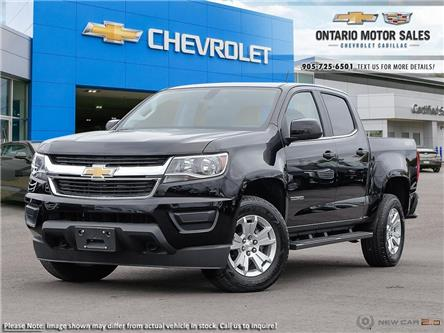 2020 Chevrolet Colorado LT (Stk: T0198719) in Oshawa - Image 1 of 28
