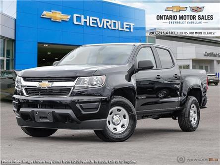 2020 Chevrolet Colorado WT (Stk: T0194433) in Oshawa - Image 1 of 28
