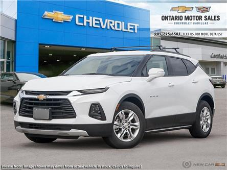 2020 Chevrolet Blazer LT (Stk: T0629811) in Oshawa - Image 1 of 27