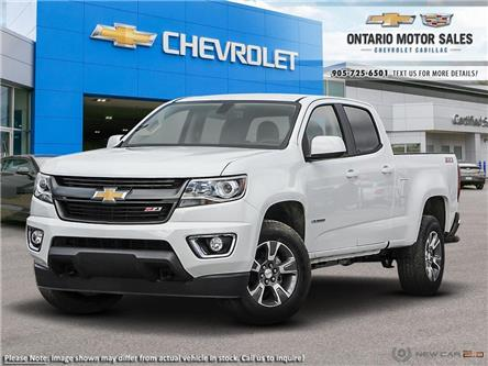 2020 Chevrolet Colorado Z71 (Stk: T0211926) in Oshawa - Image 1 of 27