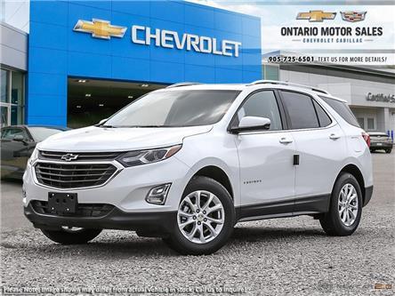 2020 Chevrolet Equinox LT (Stk: 0216256) in Oshawa - Image 1 of 27