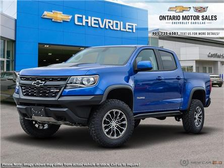 2020 Chevrolet Colorado ZR2 (Stk: T0198212) in Oshawa - Image 1 of 27
