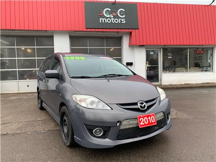 2010 Mazda Mazda5 GT (Stk: ) in Cobourg - Image 1 of 16
