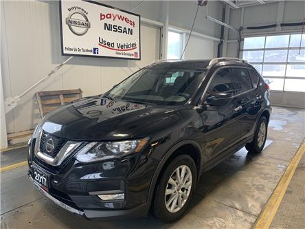 2017 Nissan Rogue SV (Stk: PM19094) in Owen Sound - Image 1 of 13