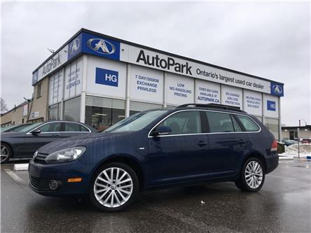 2014 Volkswagen Golf 2.0 TDI Wolfsburg Edition (Stk: 14-25287) in Brampton - Image 1 of 25