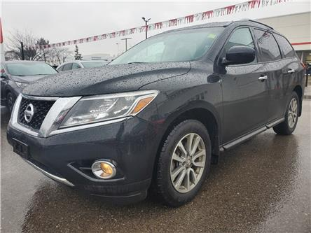 2016 Nissan Pathfinder SV (Stk: CP0257) in Mississauga - Image 1 of 24