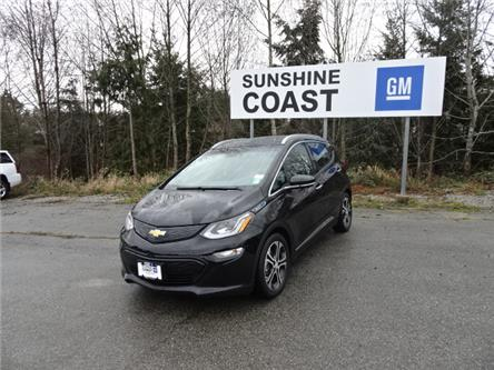 2020 Chevrolet Bolt EV Premier (Stk: EL103145) in Sechelt - Image 1 of 17