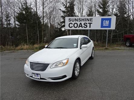 2013 Chrysler 200 LX (Stk: GK108076C) in Sechelt - Image 1 of 16