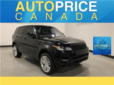 2016 Land Rover Range Rover Sport DIESEL Td6 HSE (Stk: B0868) in Mississauga - Image 1 of 27