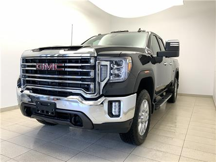 2020 GMC Sierra 2500HD SLT (Stk: 00977) in Sudbury - Image 1 of 23
