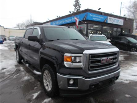 2015 GMC Sierra 1500 SLE (Stk: 200285) in Richmond - Image 1 of 12