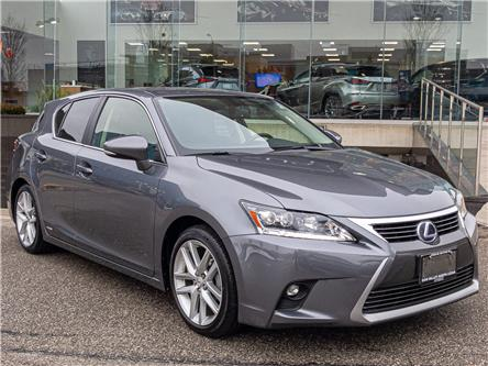 2017 Lexus CT 200h Base (Stk: 30121A) in Markham - Image 1 of 23