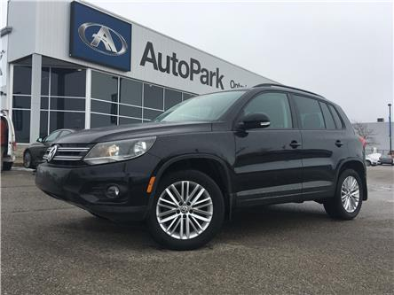 2016 Volkswagen Tiguan Special Edition (Stk: 16-44504JB) in Barrie - Image 1 of 23