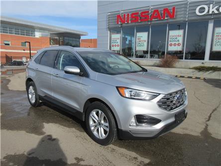 2019 Ford Edge SEL (Stk: 10126) in Okotoks - Image 1 of 26