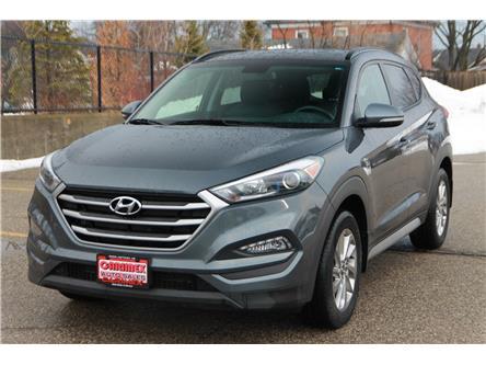 2017 Hyundai Tucson Premium (Stk: 2002069) in Waterloo - Image 1 of 27