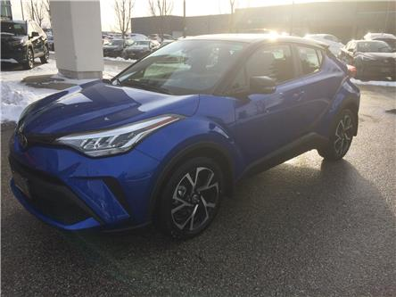 2020 Toyota C-HR XLE Premium (Stk: 4513) in Barrie - Image 1 of 14