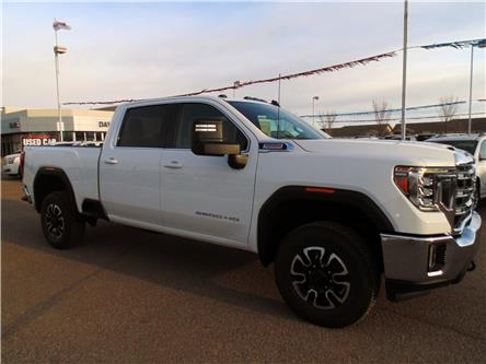 2020 GMC Sierra 3500HD SLE (Stk: 182307) in Medicine Hat - Image 1 of 15