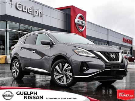2020 Nissan Murano SL (Stk: N20600) in Guelph - Image 1 of 28