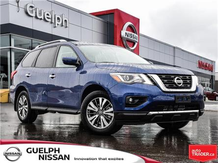 2020 Nissan Pathfinder SV Tech (Stk: N20606) in Guelph - Image 1 of 26