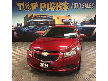 2014 Chevrolet Cruze 1LT (Stk: 464383) in NORTH BAY - Image 1 of 25