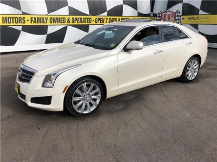2014 Cadillac ATS 3.6L Luxury (Stk: 48368A) in Burlington - Image 1 of 27