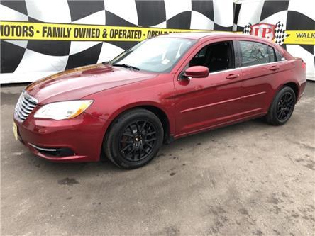 2013 Chrysler 200 LX (Stk: 48840) in Burlington - Image 1 of 22
