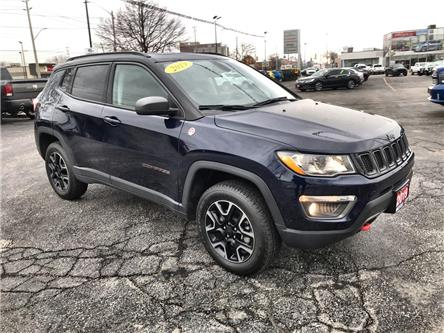 2019 Jeep Compass Trailhawk (Stk: 45130) in Windsor - Image 1 of 12