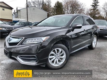 2018 Acura RDX Tech (Stk: 801876) in Ottawa - Image 1 of 26