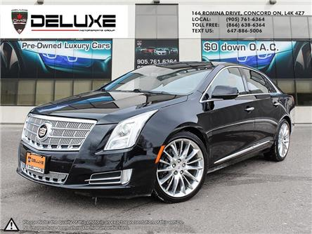 2013 Cadillac XTS Platinum Collection (Stk: D0703) in Concord - Image 1 of 26