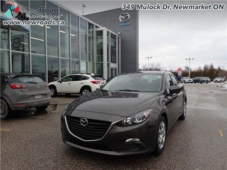 2016 Mazda Mazda3 GX (Stk: 14396) in Newmarket - Image 1 of 30