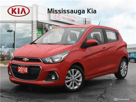2018 Chevrolet Spark 1LT CVT (Stk: 6339P) in Mississauga - Image 1 of 27