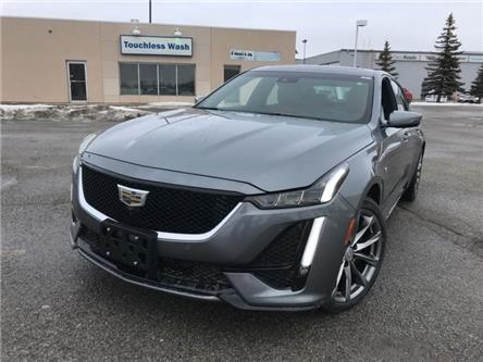 2020 Cadillac CT5 Sport (Stk: 0125780) in Newmarket - Image 1 of 22