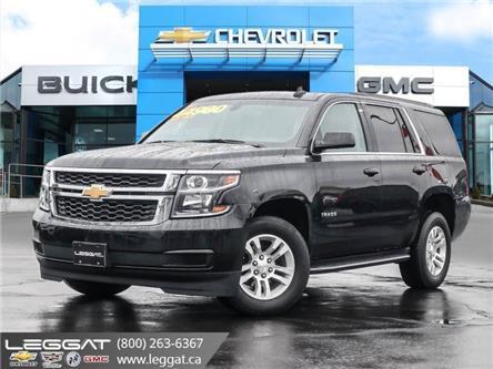 2019 Chevrolet Tahoe LS (Stk: 6003KR) in Burlington - Image 1 of 29