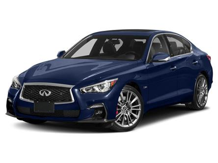 2020 Infiniti Q50 Red Sport I-LINE (Stk: L309) in Markham - Image 1 of 9