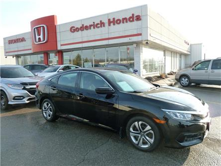 2017 Honda Civic LX (Stk: U02620) in Goderich - Image 1 of 9