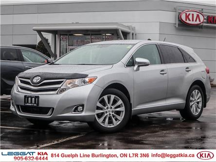 2015 Toyota Venza Base (Stk: 2A4005A) in Burlington - Image 1 of 22